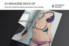 Opened Magazine Mock up https://creativemarket.com/itembridge/18380-Opened-Magazine-Mock-up Features: — 6 photorealistic presentations; #template #mock-up #pages #page #mock #a5 #closed #a4 #catalog #magazine #mockup #opened #presentation #photorealistic #cover #smart #up #object #jurnal #brochure