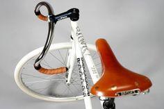 Pinned Image #white #caramel #bicycle #design #toffi #bike #cycling