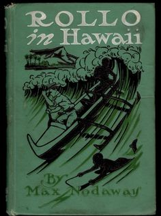 http://www.surfbooks.com/misc2012.2.htm #surf #book #hawaii #vintage #green