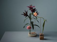 Posture Vases: perfect sculptures between reality and fiction | Lancia TrendVisions