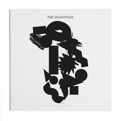 The Valentinos « Jonathan Zawada #cover #shapes