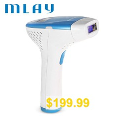MLAY #M3 #IPL #Hair #Removal #System #for #Home #- #WHITE