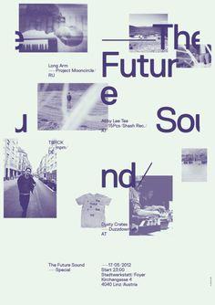 Woifi Ortner #type #minimal #poster