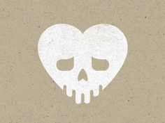 Dribbble - Theatre Poster Element by Kendrick Kidd #icon #skull