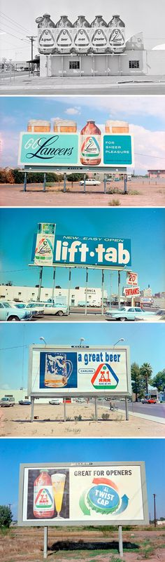 A1 BEER Billboards