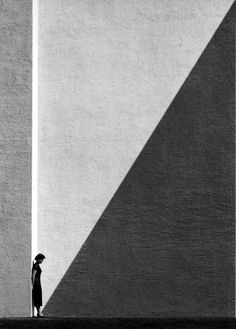 approaching shadow//fan ho//1956//2012 #photography