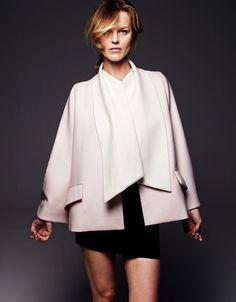 Eva Herzigova  for Fashion Issue