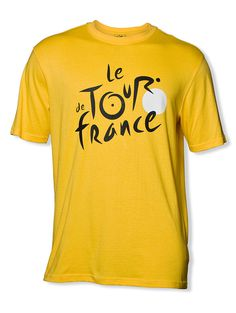 Tour de France T-shirt #fashion #logo #design #tshirts