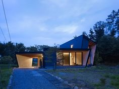 Lodge of Yatsugatake by MDS #house #architecture #minimal