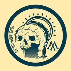 virgen-skull #vector #monking #virgen #digital #art #skull