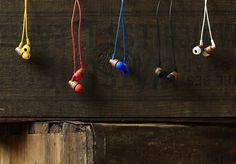 Woodbud Earphones #gadget