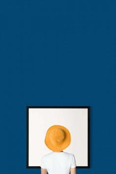 Minimalist and Colorful Fine Art Photography by Valentina Loffredo