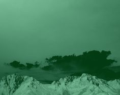 Studio Pale Grain - Limited edition prints & photographs from Stockholm. - Green Mountains