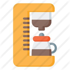 See more icon inspiration related to food and restaurant, furniture and household, kitchenware, coffee machine, coffee shop, hot drink, electronics, , machine, coffee and technology on Flaticon.