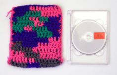 Crocheted Glitch[Dev Harlan] #tech #design #glitch