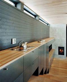 DeadFix » Dream kitchen #kitchen #slate #homes