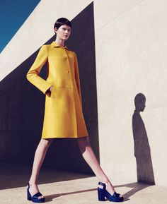 Bette Franke by Paola Kudacki for Harper's Bazaar US #fashion #model #photography #girl
