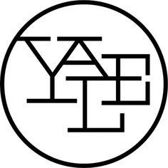logo_yale_large.jpg 801×801 pixels #circle #yale #rand #identity #logo #paul