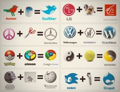 Jay Mug — The Origin Of Famous Logos - | Twitter | Mercedes... #design #logos #advertising