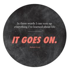 Quotes Illustrated - Noah Mooney Design #quote #frost #robert