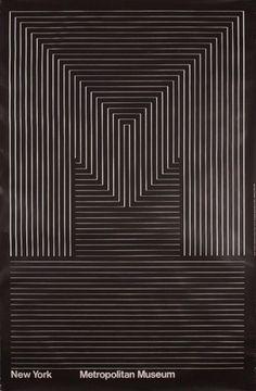 New York - Metropolitan Museum poster - NY