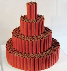 Chimes&Rhymes | innovative design and new techniques in visual artistry #cake #fire #crackers
