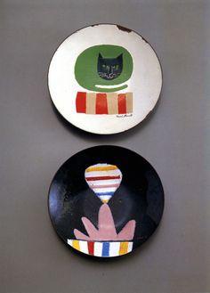 TOSS & TURN #vessels #cat #plates