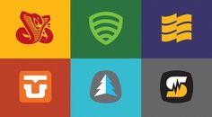 logos-bigger.jpg 800×442 pixels #mark #logo #draplin #identity