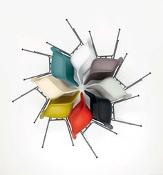 Baubauhaus. #interior #chair #design #product #charles #eames