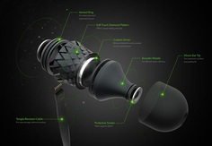Stellar 8 - Earbuds on Behance