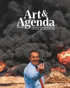 Google myndaniðurstaða fyrir http://swcadiz.files.wordpress.com/2011/03/political-art-blair.jpg #phone #tony #photo #book #blair #bomb