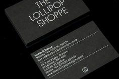 The Lollipop Shoppe identity, by StudioMakgill   Creative Journal