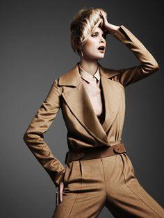 Dewi Driegen #fashion #model #photography #girl