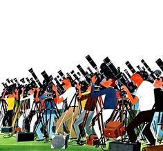 Lookwork #illustration #people #lens #photographers