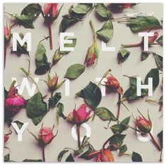 Good Medicine, Vol. 29: Melt With You #typography #cover #graphic design