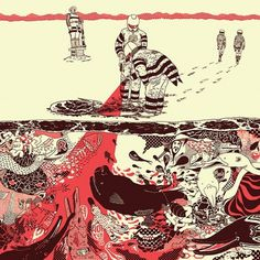 Box2 | ZANSKY | Design & Ilustração #illustration #zansky