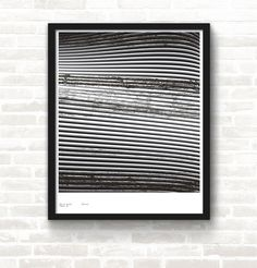 White Noise — Screen Print  #poster #screenprint #art #studiojanuary