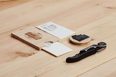 wood incorporated - wood business card holder ooooohhhh