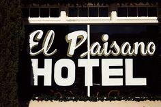 6629812467_fe9af3b50b_o.jpg (615×410) #hotell #el #paisano #typography