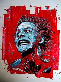 Don't Panic > Magazine > Wild Fantasies: C215 | Classical cannon inspires Parisian stencil king #stencil #c215 #art #street