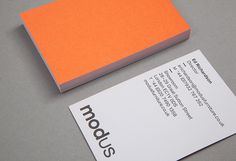 Studio Small #card #print #business