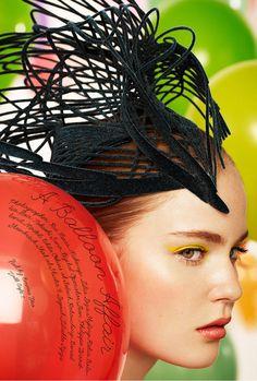 A BALLOON AFFAIR #make #styling #photography #up #fashion #beauty