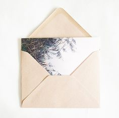 a paper aeroplane #postcard #envelope
