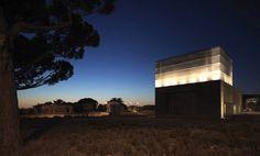 Il Nuovo Teatro di Montalto di Castro, MDU Architetti, LTVs, Lancia TrendVisions #architecture