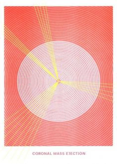 TIC TOC Nico Taylor | Hato Press #graphic design #illustration #red #yellow #circle #press #risograph #riso #hato