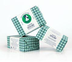 LE BAIGNEUR SOINS DE QUALITÉ POUR HOMME #packaging #soap