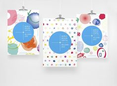 Kokoro & Moi | World Design Capital Helsinki 2012 #kokoromoi #capital #design #graphic #world #colors #helsinki