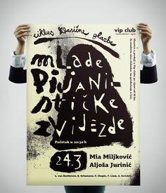 Vip Club Plakati / 2 #plakat