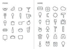 Demand Media Rebrand corporate identity portal #pictogram #icon #sign #picto #symbol #identity
