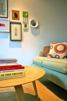 Amy's Dashing Details House Tour | Apartment Therapy New York #interior design #70s